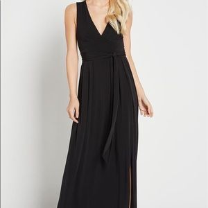 Belted Gown